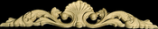 Onlay Moulding Carved Detail Collection OY26_18-HM