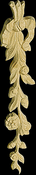Onlay Moulding Carved Detail Collection OY9-HM