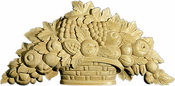 Onlay Moulding Carved Detail Collection C32_16-HM