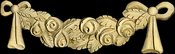 Onlay Moulding Carved Detail Collection OY132_9-HM