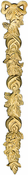 Onlay Moulding Carved Detail Collection OY137_12-HM