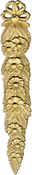 Onlay Moulding Carved Detail Collection OY25S_12-HM