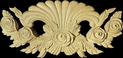 Onlay Moulding<br>Carved Detail Collection
