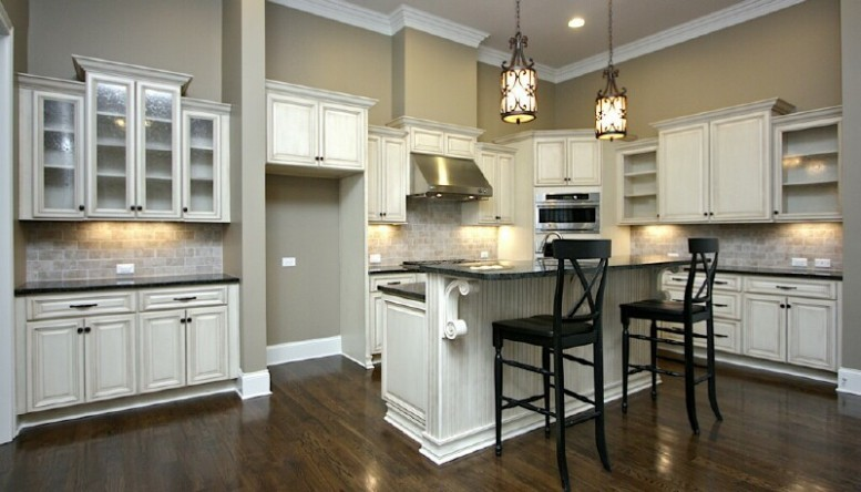 White Chocolate Kitchen Cabinets Quicuacom