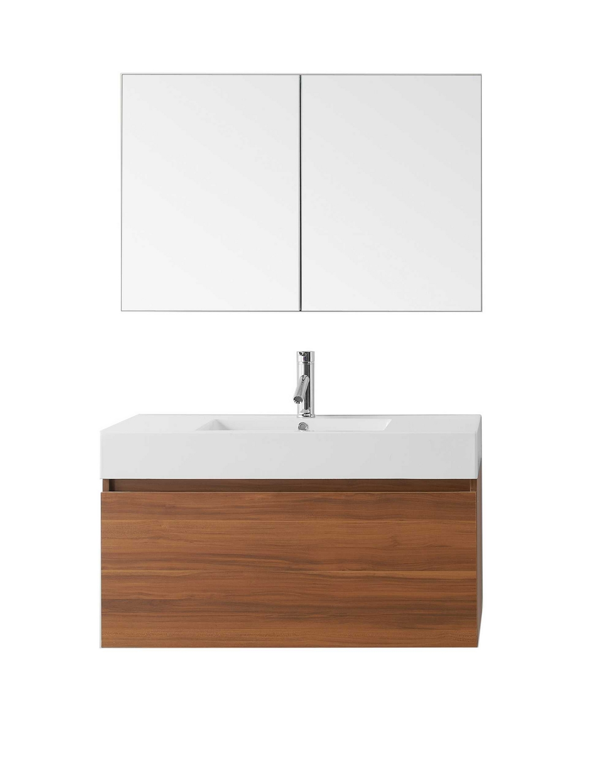 virtu usa zuri 39 single bathroom vanity cabinet set in plum