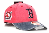 Boston Red Sox AL East Collection Heritage Series 9TWENTY New Era Strapback Dad Hat