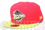 "Detroit Pistons Infrared Bliss High Voltage Evolution KD V ""DMV"" Matching New Era Fitted Cap"