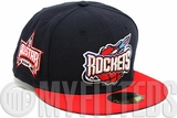 Houston Rockets 2006 NBA All Star Game Side Patch Team Colored New Era Fitted Hat