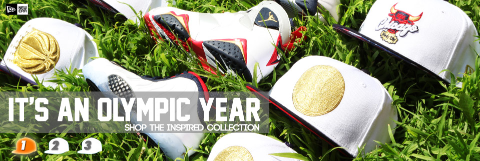 The Olympic Inspired New Era Collection