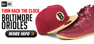 The Baltimore Orioles Turn Back the Clock