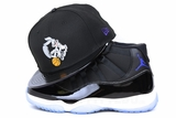 "Looney Tunes Bugs Bunny Tunesquad Air Jordan XI ""Space Jam"" OG Matching New Era Hat"