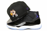 "Looney Tunes Taz the Tasmanian Devil Tunesquad Air Jordan XI ""Space Jam"" OG New Era Hat"