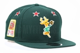 Milwaukee Bucks Weekend Glory 1977 NBA All Star Game New Era Original Fit Snapback