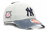 New York Yankees AL East Collection Heritage Series 9TWENTY New Era Strapback Dad Hat
