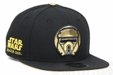Star Wars Rogue One: A Star Wars Story Scarif Trooper Holographic New Era Original Fit Snapback