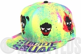 Sucide Squad 2016 DC Comics Character File #005 All Over Sublimated New Era Fitted Cap