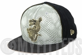 Suicide Squad 2016 DC Comics File #004 Killer Croc Character Armor New Era Fitted Cap