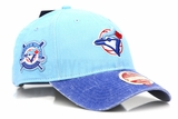 Toronto Blue Jays AL East Collection Heritage Series 9TWENTY New Era Strapback Dad Hat