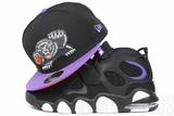 Vancouver Grizzlies Black Hyacinth Purple Gunmetal Silver Orange Mercurial Air Max 1 New Era Fitted Hat