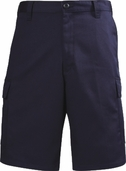 Lion Cotton Shorts with Cargo Pockets