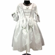 Girls Deluxe Princess Bride Quality Dress Up Costume