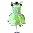 Girls Deluxe Tinkerbelle Quality Dress Up Costume