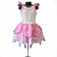Girls Deluxe Tulip Fairy Quality Dress Up Costume