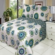 Julia Cool Oversize Coverlet Set Twin Size 2PC