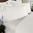 Wrinkle-resistant 300 Thread Count 100% Egyptian Cotton 3PC Sheet Set (TwinXL Size)