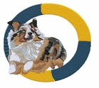 aussie002 Australian Shepherd (small or large design)
