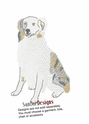 aussie005 Australian Shepherd (small or large design)