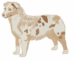 aussie012 Australian Shepherd (small or large design)