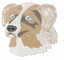 aussie013 Australian Shepherd (small or large design)
