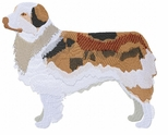 aussie019 Australian Shepherd (small or large design)