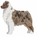 aussie035 Australian Shepherd (small or large design)