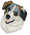 aussie040 Australian Shepherd (small or large design)
