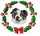 aussie2wreath Holiday Designs (small or large design)