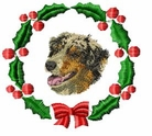 aussie4wreath Holiday Designs (small or large design)