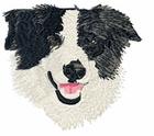 bordercollie001 Border Colllie (small or large design)
