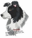 bordercollie013 Border Collie (small or large design)