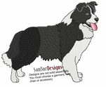 bordercollie023 Border Collie (small or large design)