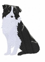bordercollie047 Border Colllie (small or large design)