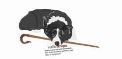 bordercollie051 Border Collie (small or large design)