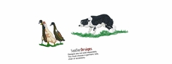 bordercollie054 Border Collie (small or large design)