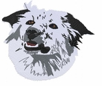 bordercollie062 Border Collie (small or large design)