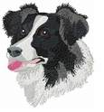 bordercollie066 Border Collie (small or large design)