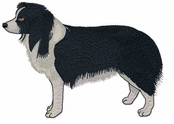 bordercollie067 Border Collie (small or large design)
