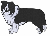 bordercollie071 Border Collie (small or large design)