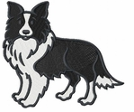 bordercollie078 Border Collie (small or large design)
