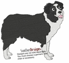 bordercollie085 Border Collie (small or large design)